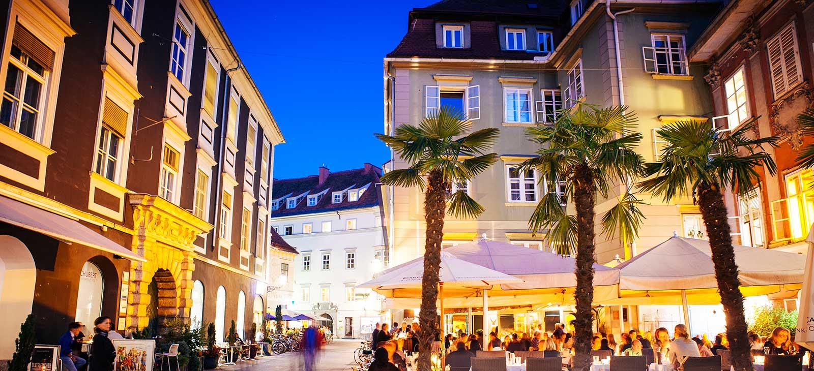 Restaurant & Bar Eckstein Graz